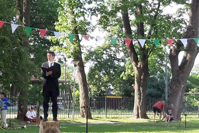 Tartu laulupeo pikk sissejuhatus: laulupidude kõige-kõige esimesed lauldi linnarahvale ette