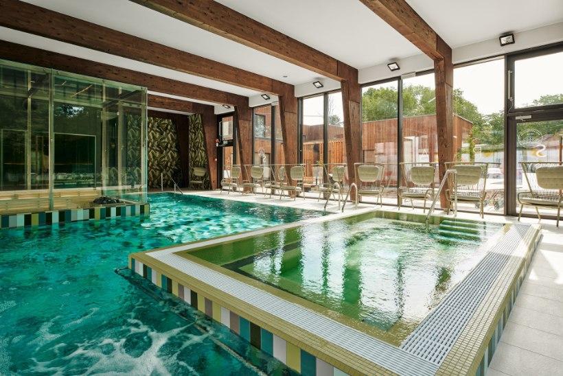 GALERII | Pärnu saab koos suvepealinna tiitliga juurde spaahotelli koos 150 voodikohaga