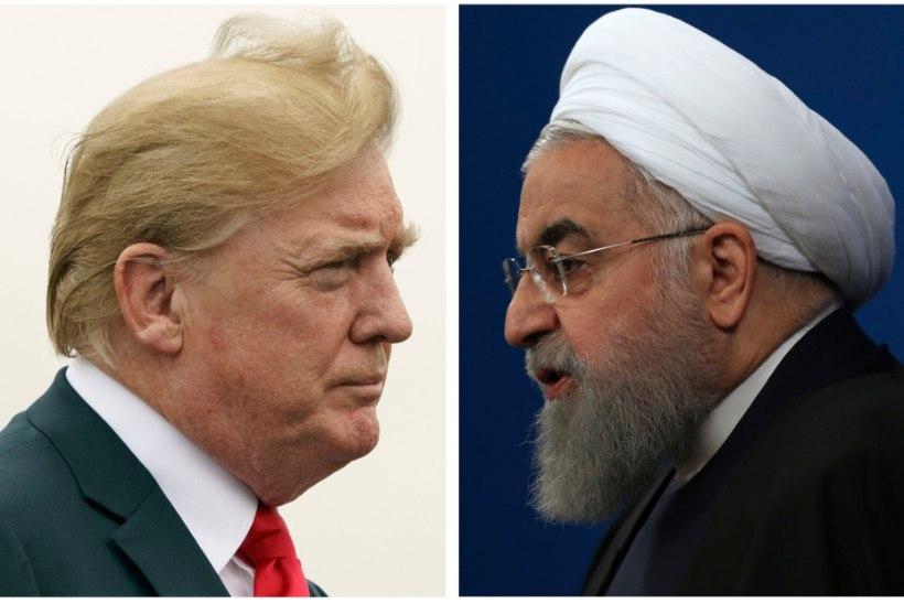 NAGU KITS KAHE HEINAKUHJA VAHEL: Iraani ja USA võimalik sõda sunnib Iraaki poolt valima