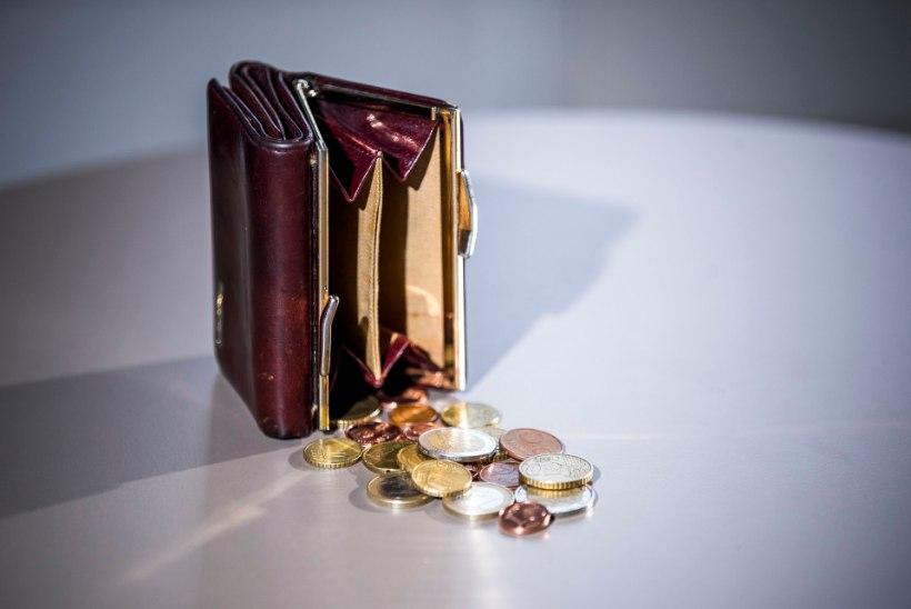 Eestlaste ostujõud on üks euroliidu nõrgemaid