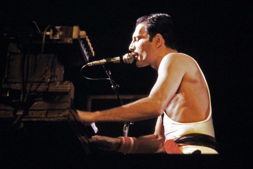 Kuula Freddie Mercury  seni avaldamata laulu!