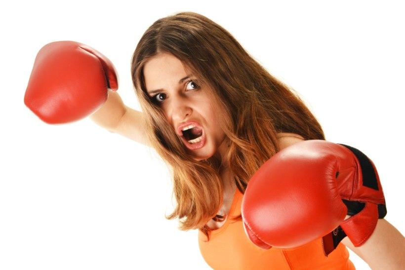 Miks ei tasu vihasena trenni teha?