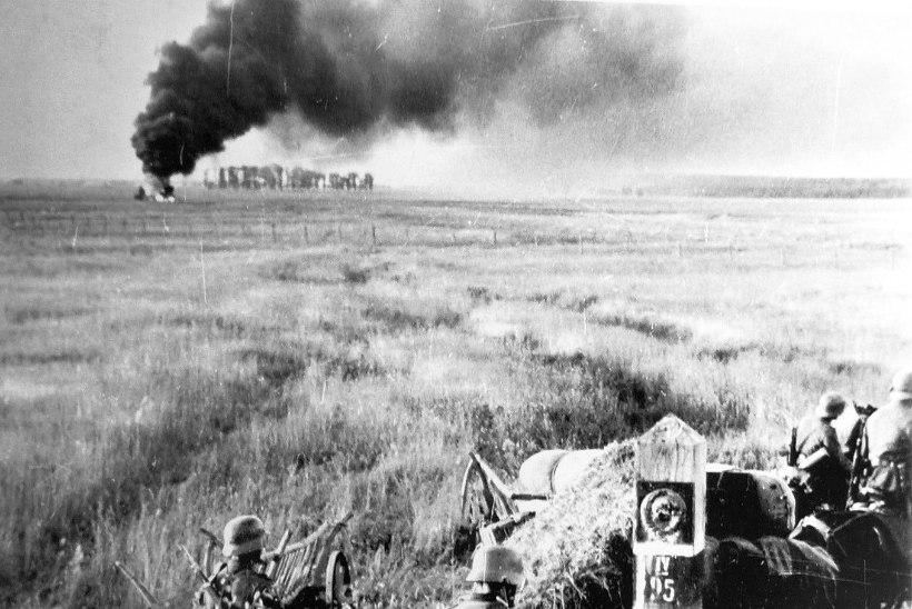 MINEVIKUHETK | 22. juuni: Saksamaa alustas sõjategevust Nõukogude Liidu vastu