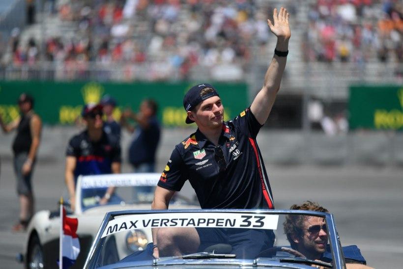 TOHOH! Verstappen astus kohtunike kaitseks välja, Ferrari viib Vetteli vastuolulise karistuse kohta uut infot