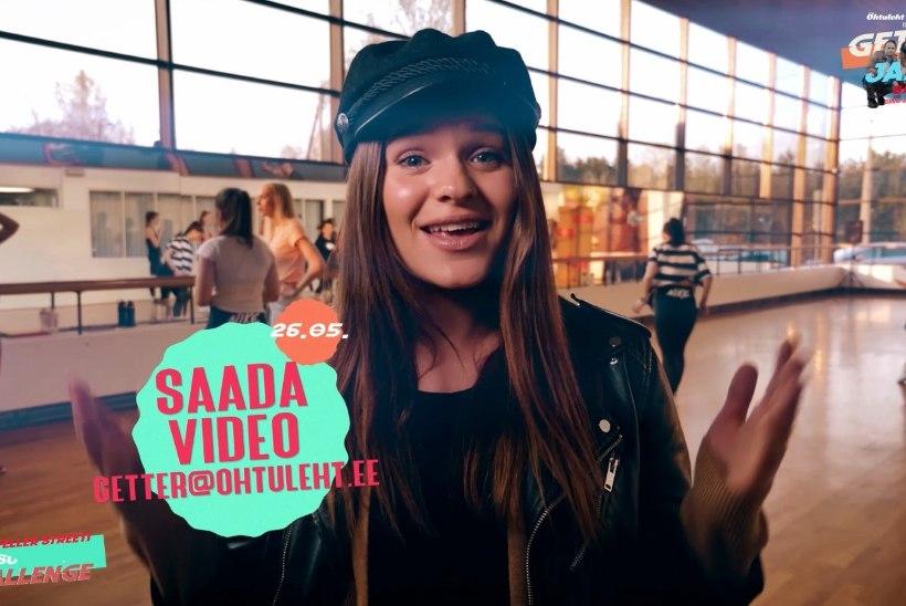 JÄRELVAADATAV | Getter Jaani andis Läänemaa Ühisgümnaasiumis vinge kontserdi