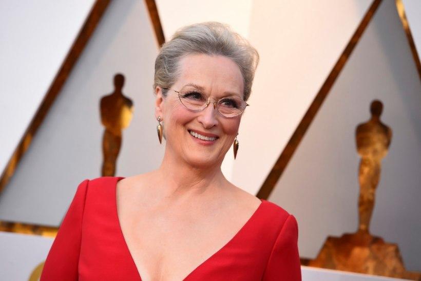 PALJU ÕNNE! Meryl Streep tähistab täna 70 aasta juubelit