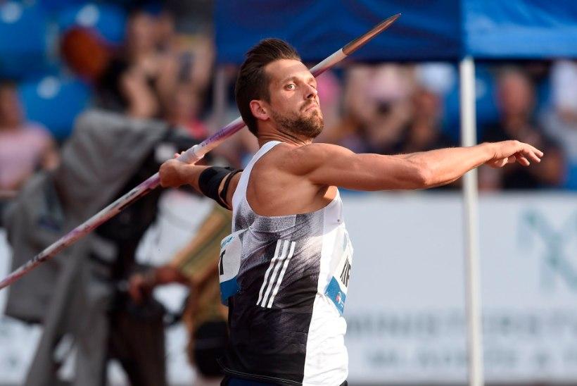 TWITTERI-MÖLL | Magnus Kirt 2, Saksamaa 0 ja maailmarekord vasakukäeliste seas