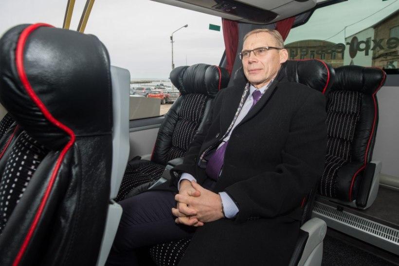 Lux Expressi omanik: meil on bussijuhi palk 1400–1600 eurot, aga see pole piisav