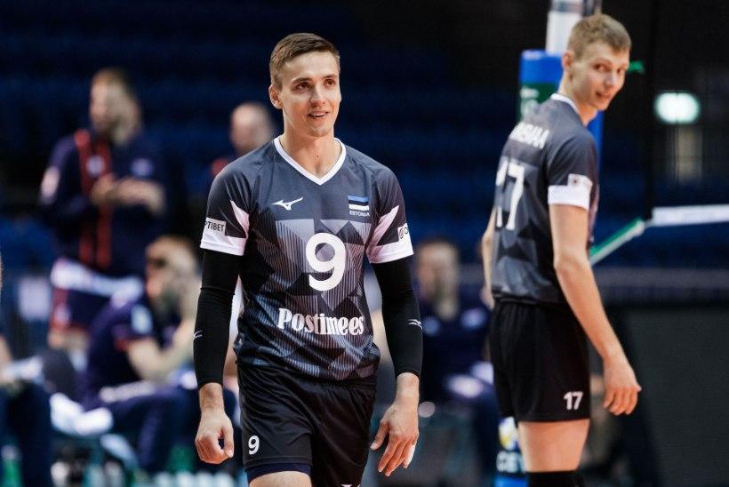 GALERII | Eesti jäi kodusel finaalturniiril viimaseks, Täht vabandas fännide ees