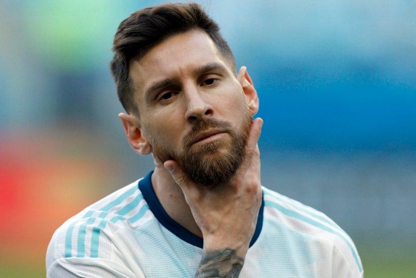 VIDEO | COPA AMERICA: Messi tegi soodsalt positsioonilt ebareaalselt kehva löögi, kuid Argentina jäi ellu