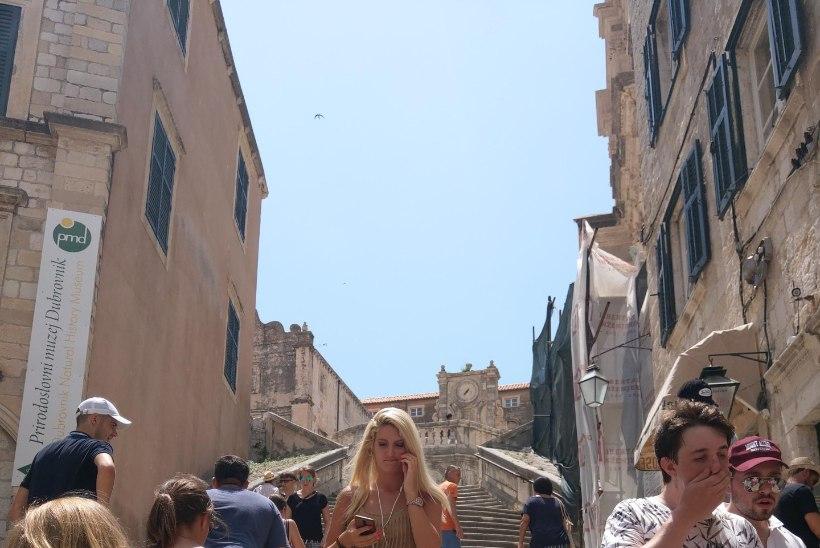 AUTOGA BALKANI POOLE 6 | Manona Paris: Dubrovnik ehk Kiirustage, tali on tõepoolest tulemas