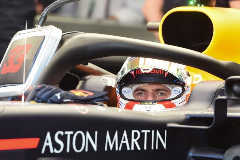 F1 autoga on liiga lihtne sõita? Verstappen: see on täielik jama!