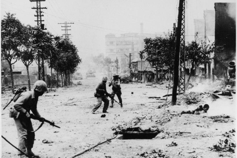 MINEVIKUHETK | 25. juuni: puhkes verine Korea sõda