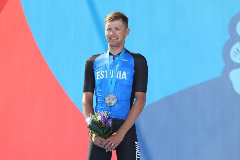 HURRAA! Eesti rattur võitis Euroopa mängudel hõbemedali: ütlen ausalt, ei osanud seda oodata