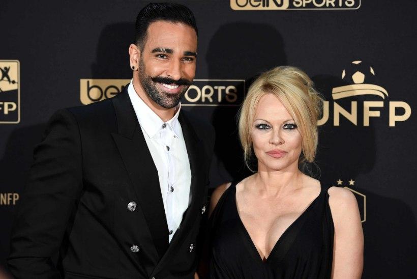 Pamela Anderson hülgas peigmehe