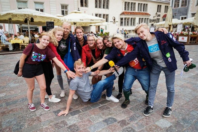ÕL VIDEO JA GALERII | Malevasuvi sai avapaugu, noorte emotsioonid on laes!