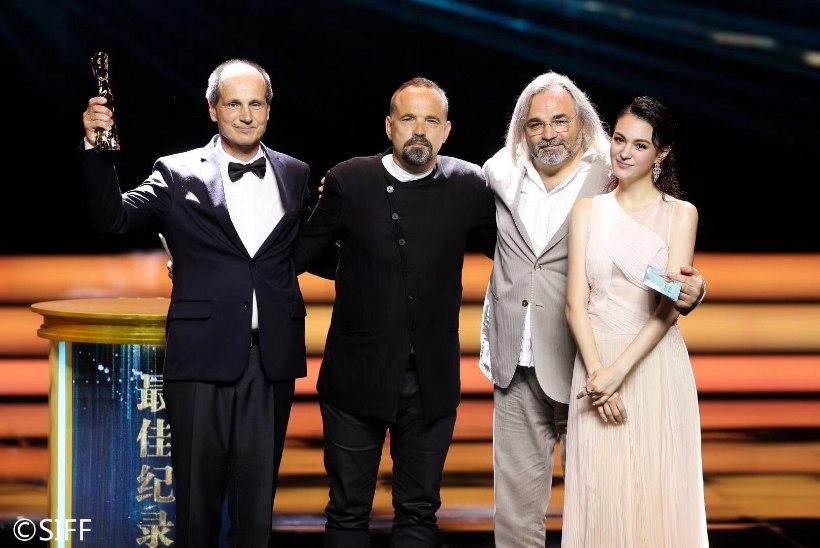 """""""Ajasillad"""" saavutas Shanghai filmifestivalil dokumentaalfilmide kategoorias esikoha"""
