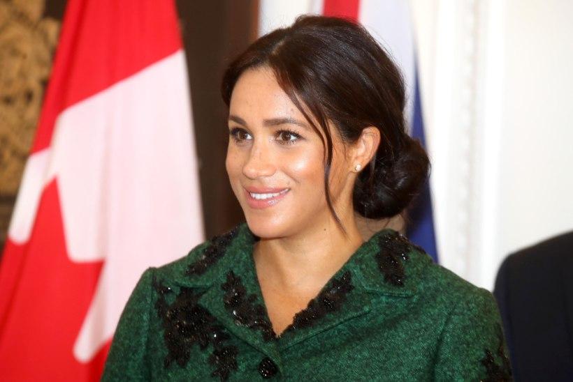 Hertsoginna Meghani poolvend loodab perekonna tülidele lõpu teha