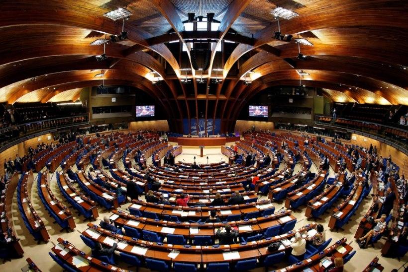 Euroopa Nõukogu toetas Vene delegatsiooni õiguste taastamist