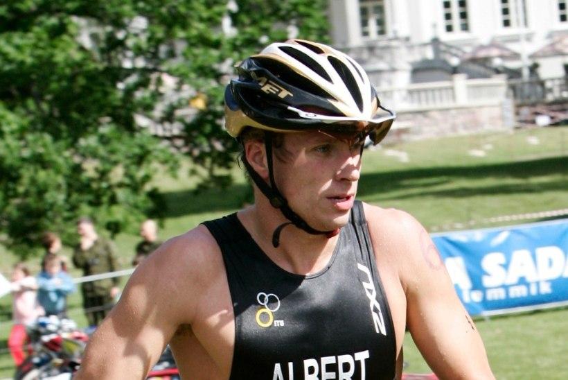 MÄLUMÄNG | Triatleet Marko Albert