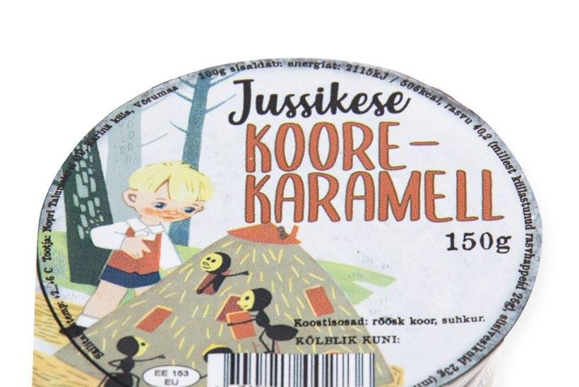 Nopri Talumeierei toob välja Jussikese sarja: uus piimatoode igaks nädalapäevaks