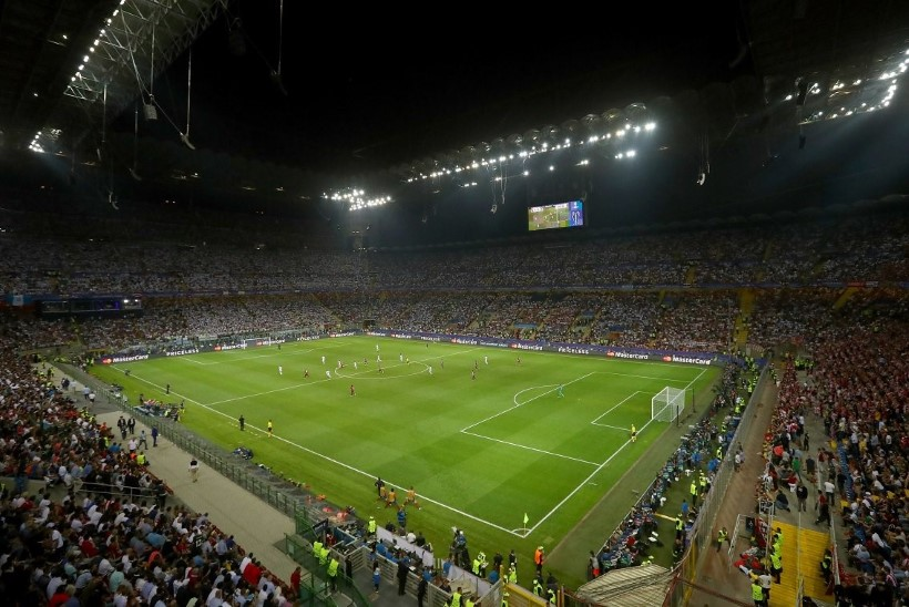 KAHJU: Euroopa üks legendaarsemaid jalgpallistaadione lammutatakse