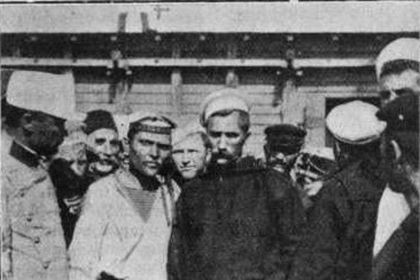 MINEVIKUHETK | 27. juuni: soomuslaev Potjomkinil algas mäss