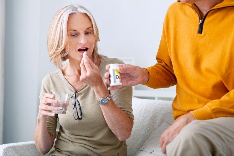 SEE VÕIB OLLA OHTLIK: ära võta ravimeid koos nende toitude ja ravimtaimedega!