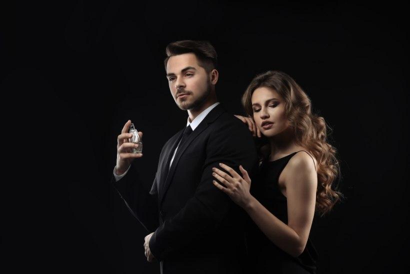 Parfüümi kandmine suurendab atraktiivsust ja enesekindlust