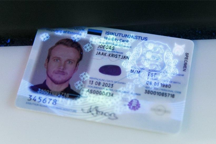 285 inimese ID-kaarti kasutati pärast nende surma edasi