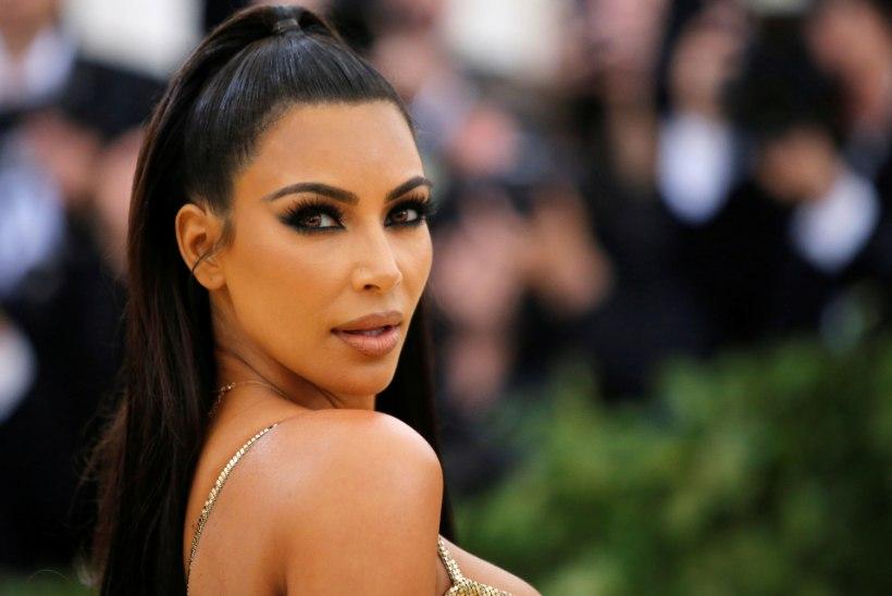 Kim Kardashiani aluspesu vihastas jaapanlasi