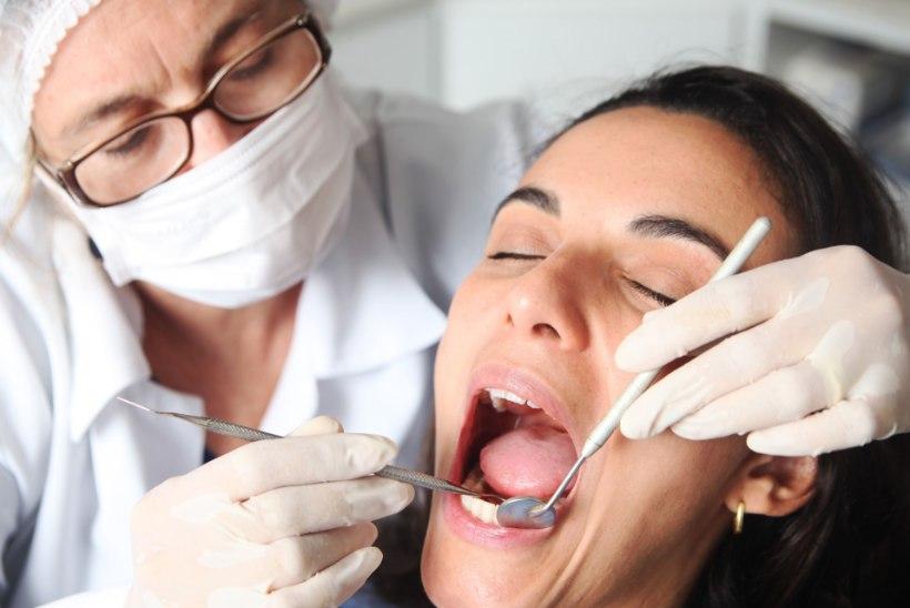 HAMBAID TÕMMATI ILMAASJATA VÄLJA: paljastati suur hambaarstide petuskeem