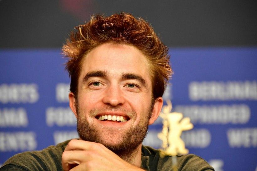 KLÕPS   Robert Pattinson uitab Tallinnas