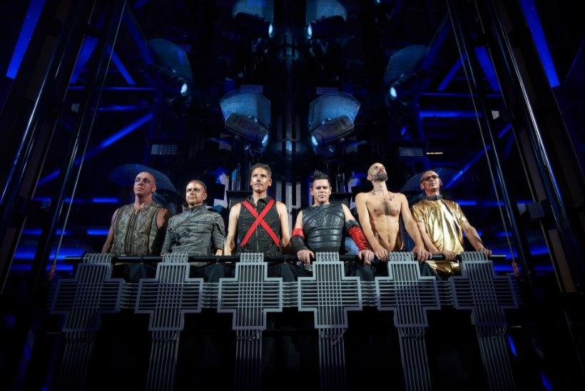 Asi ametlik! Rammstein annab järgmise aasta juulis lauluväljakul kontserdi
