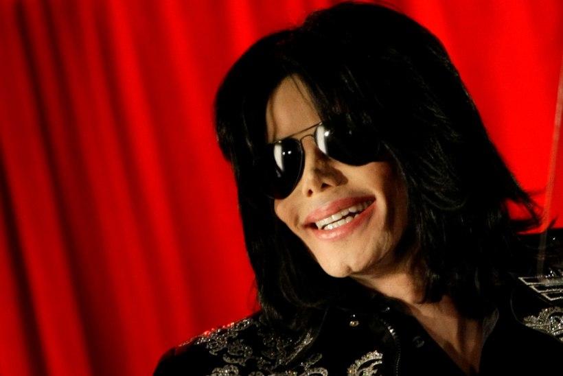 ŠOKEERIV! Michael Jackson oli surres kiilakas ja tema pead katsid armid