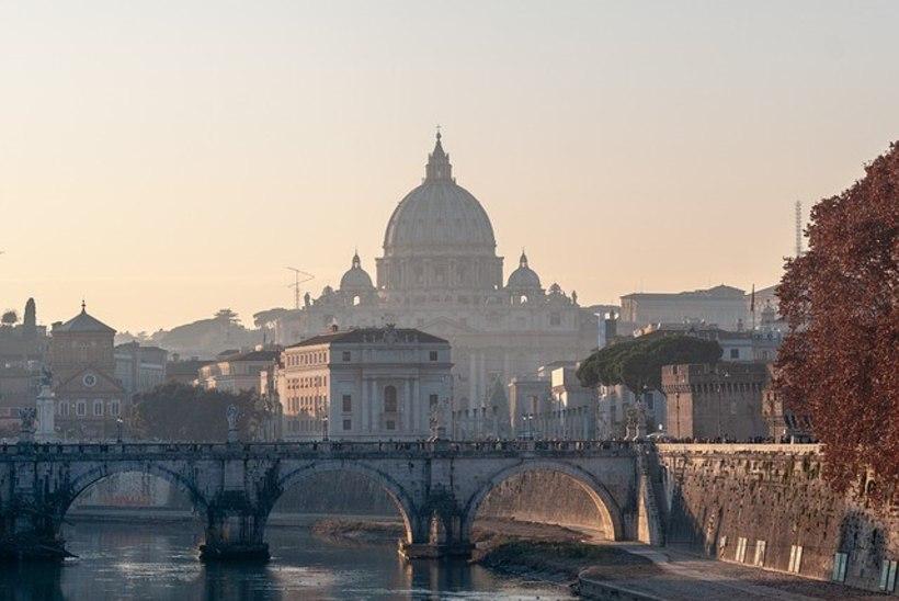 Rooma jääb ilma ühest oma armastatud sümbolist