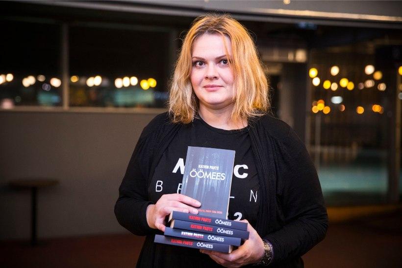 Katrin Pauts: saan raamatute laenutushüvitise eest arved makstud
