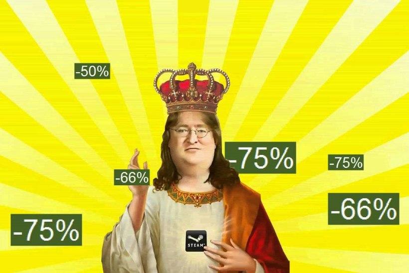 AEG LARISTADA: Steami suur suvemüük on alanud ning hinnad on head!