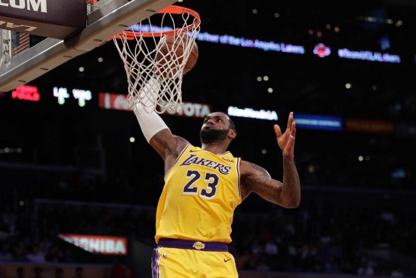 VIIES VEERANDAEG   Otto Oliver Olgo: 2020. aasta NBA finaalis mängivad Bucks ja Lakers
