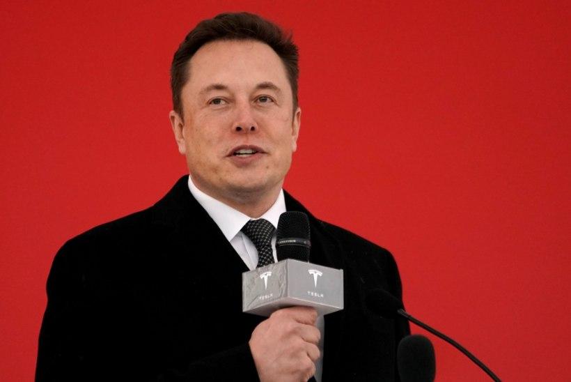 MÄLUMÄNG   Visionäär ja ärimees Elon Musk