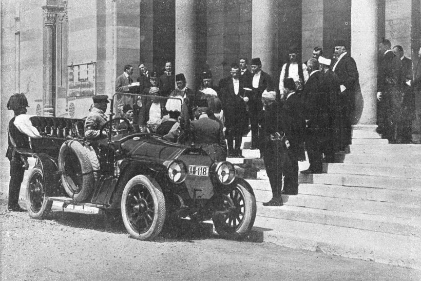 MINEVIKUHETK   28. juuni: Sarajevos lasti maha ertshertsog Franz Ferdinand