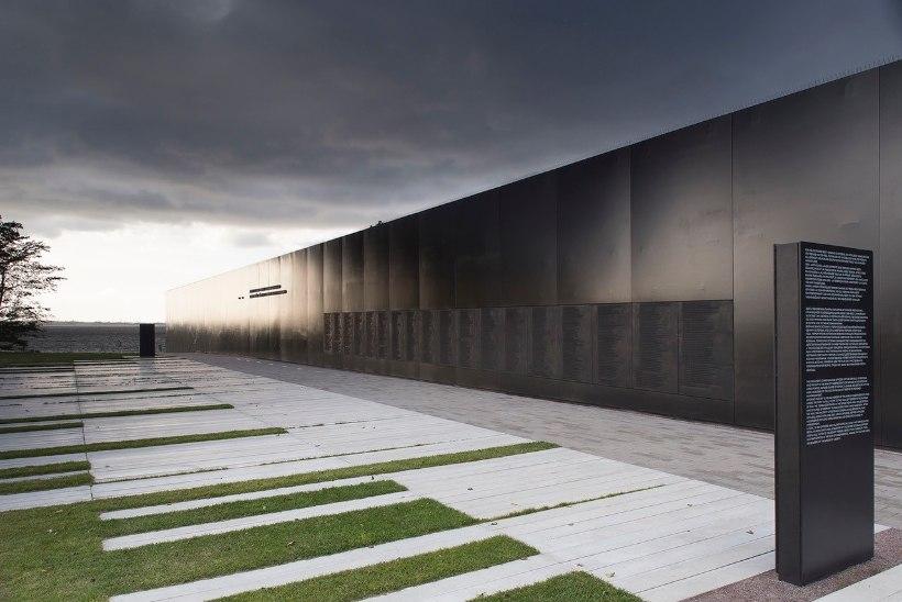 Kommunismiohvrite memoriaal pälvis ühe maailma mainekaimatest arhitektuuriauhindadest