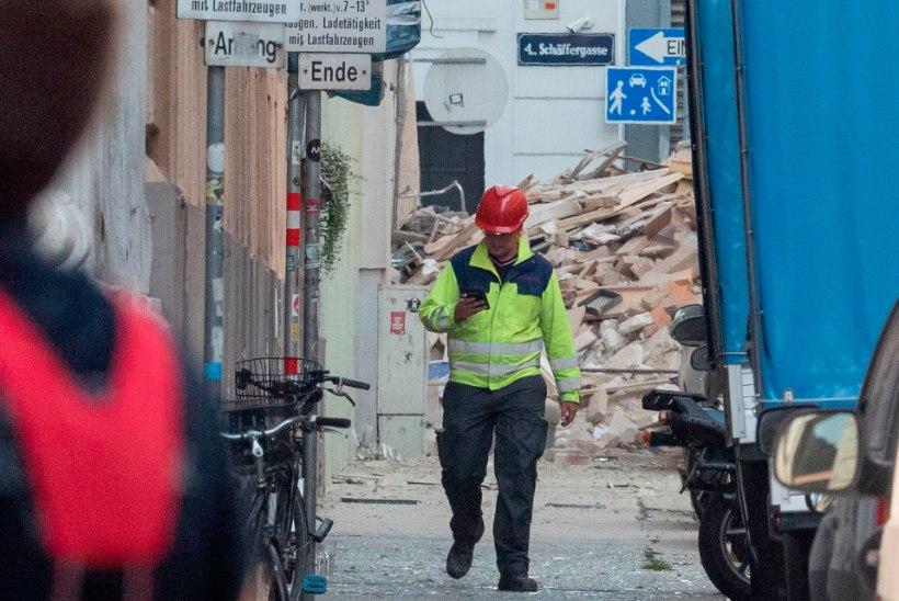 GAASIPLAHVATUS VIINIS: kaks hukkunut ja 15 vigastatut