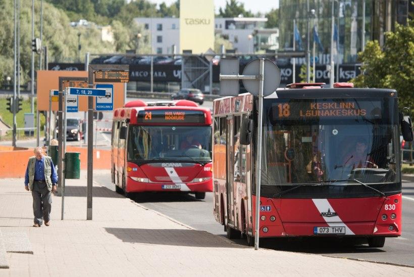 Tartus on 1. juulist täiesti uued linnaliinid: mõned kiruvad, mõned kiidavad. Harjuma peavad kõik