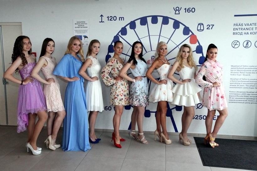 PILDID JA VIDEOD | Eesti Iluduskuninganna ja Missis Estonia finalistid tegid peadpööritava sõidu