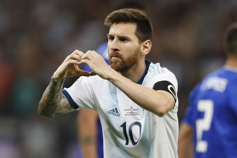 Argentiinlaste viimane lootus Messi veerandfinaali eel: nüüd algab uus Copa, kõik või mitte midagi!