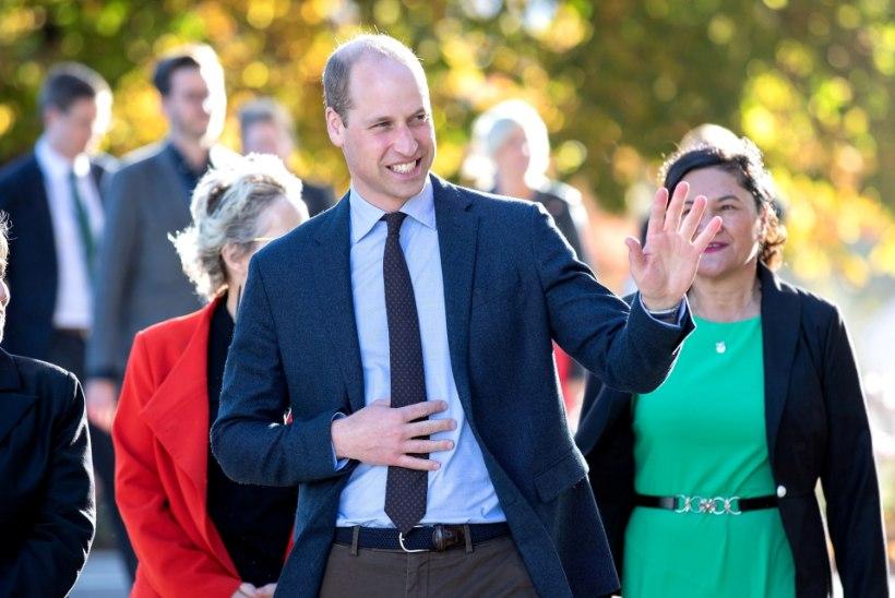 """Prints William: """"Ma toetaksin oma last, kui ta oleks gei."""""""