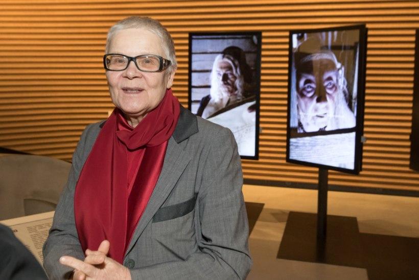 """Oma õpetajat portreteerivad GUIDO KANGUR ja ANDRUS VAARIK: """"Mind poleks olemas, kui mu teele ei oleks sattunud Merle Karusoo!"""""""