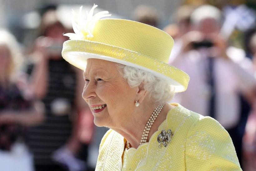 Kuninganna Elizabethile ei meeldi Kate?