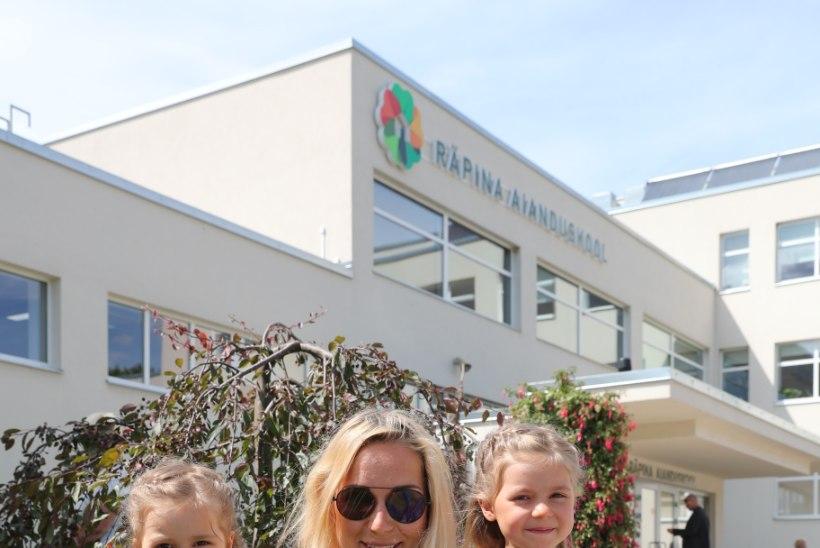 GALERII | Lenna Kuurmaa ja Kristel Mardisoo lõpetasid Räpina aianduskooli
